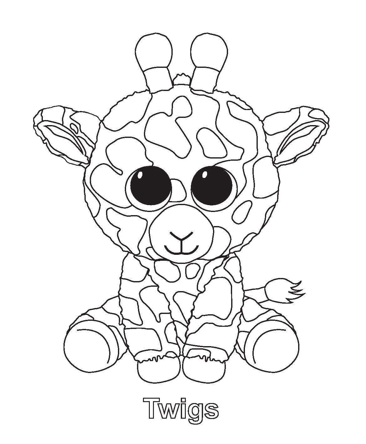 Ty Art Gallery Coloring Pages Of