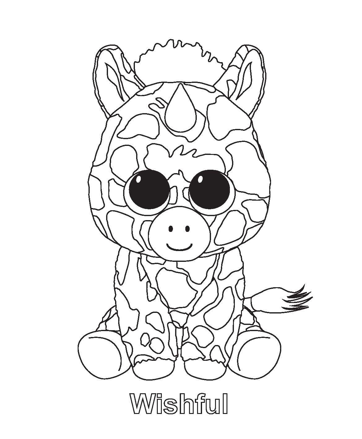 Free Boo The Dog Coloring Pages